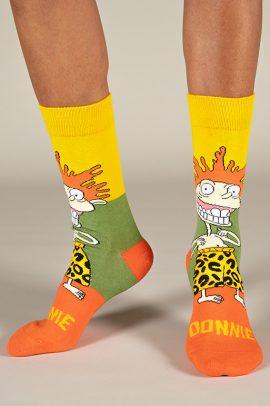 גרביים בעיצוב דוני ת׳ורנברי