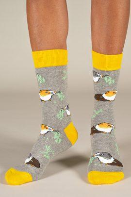 גרביים בעיצוב חפרפרת