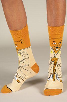 גרביים בעיצוב ספלינטר