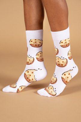 גרביים בעיצוב עוגיות