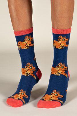 גרביים בעיצוב קובו ממלך האריות