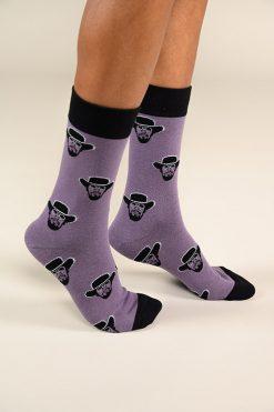 גרביים בעיצוב גאנגו - 600057