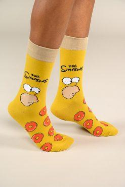 גרביים בעיצוב הומר סימפסון - 600053