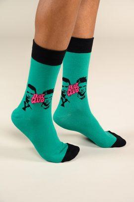 גרביים בעיצוב מועדון קרב - 600051