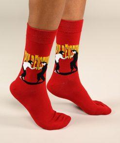 גרביים בעיצוב ספרות זולה - 600061