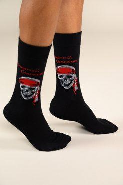 גרביים בעיצוב שודדי הקאריביים - 600062
