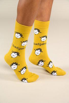 גרביים בעיצוב Badgalriri - 600060