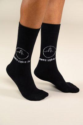 גרביים בעיצוב Come Take It 1 - 600049