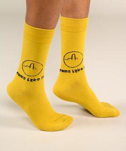 גרביים בעיצוב Come Take It 2 - 600059